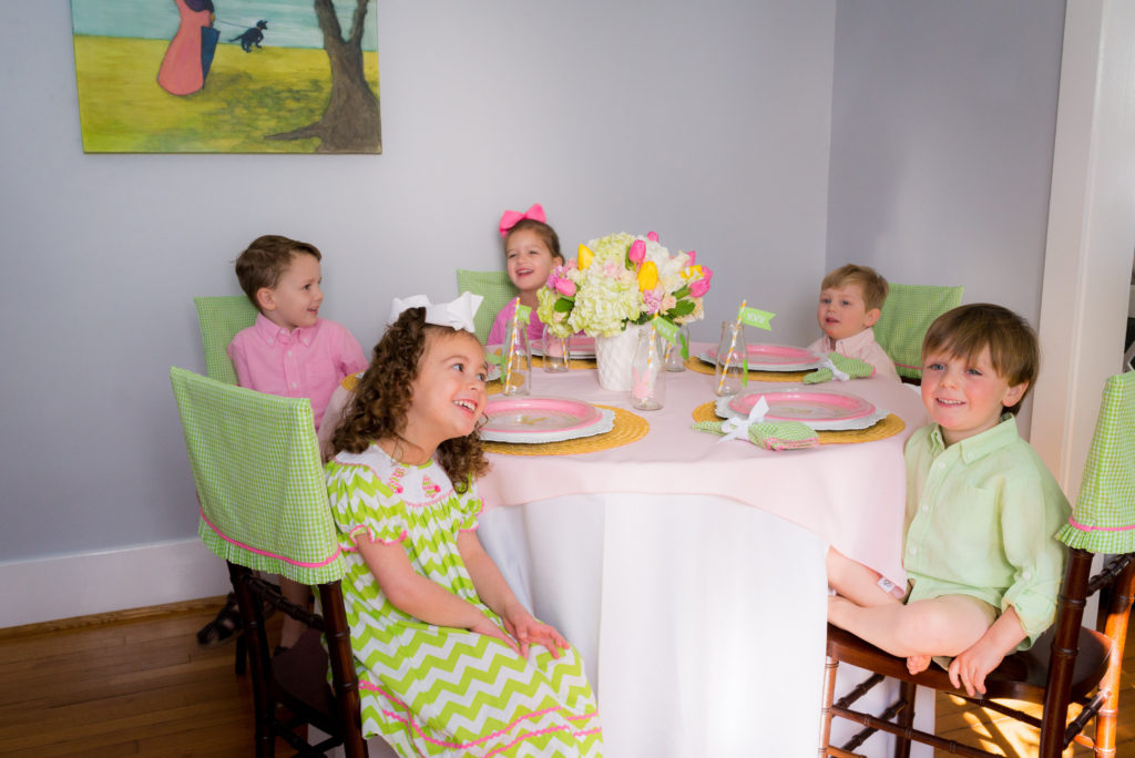 easter party, a lively affair, party planner hampton roads
