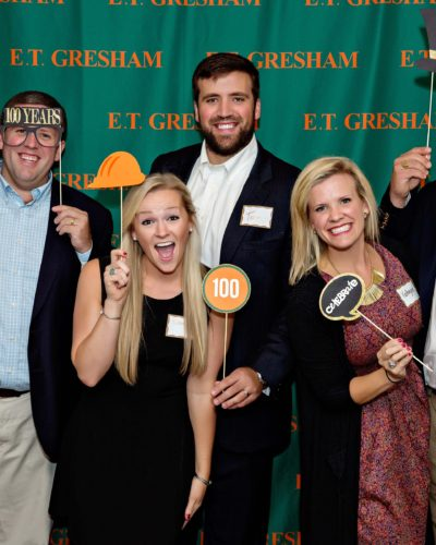 E.T. Gresham: A Family Legacy Built in Norfolk {Corporate Events}