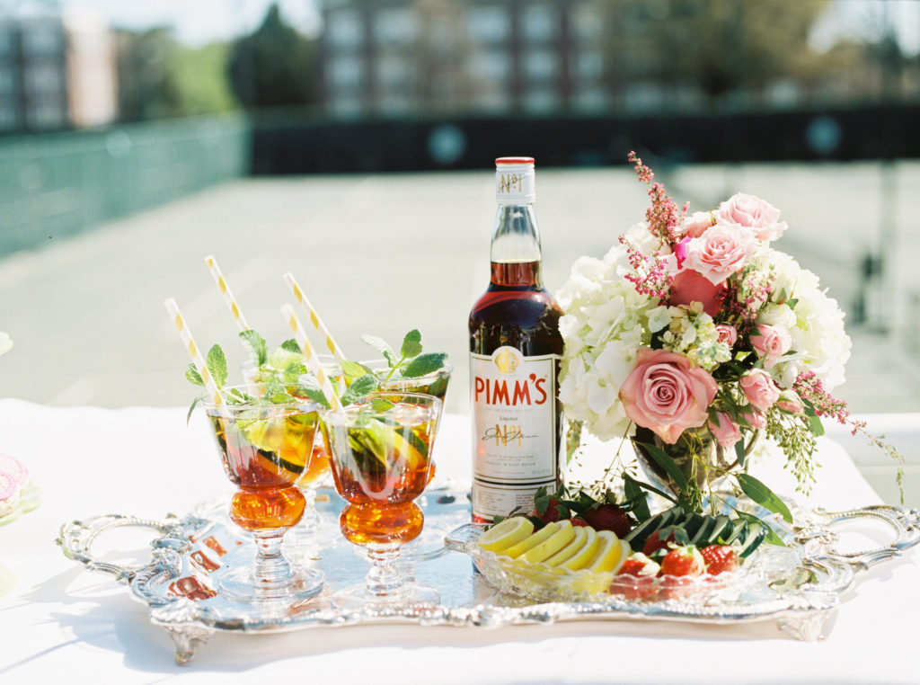 a lively affair, wimbledon wedding inspiration, vow bridal magazine