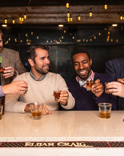 A Gentleman's Night Out {A  Bachelor Party Alternative}